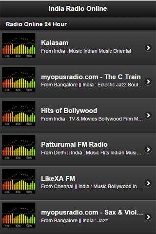 India Radio Online