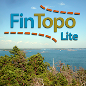 Finland Topography Lite