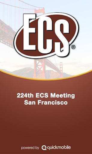 224th ECS Meeting: San Fran