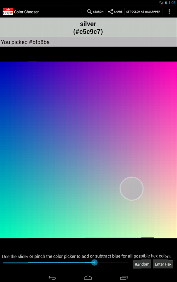 Color Namer- screenshot