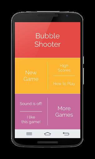 Bubble Shooter - Circle Spin