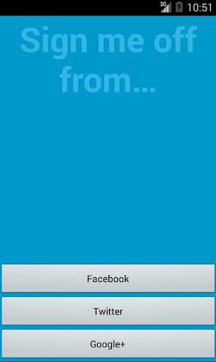 Baja de Redes Sociales