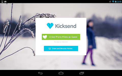 Kicksend: Share & Print Photos v3.3.2.7
