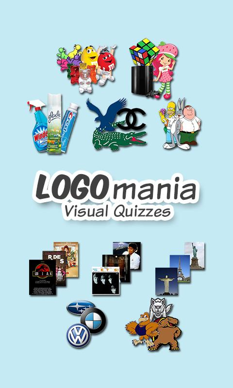 LOGOmania: Visual Quizzes- screenshot