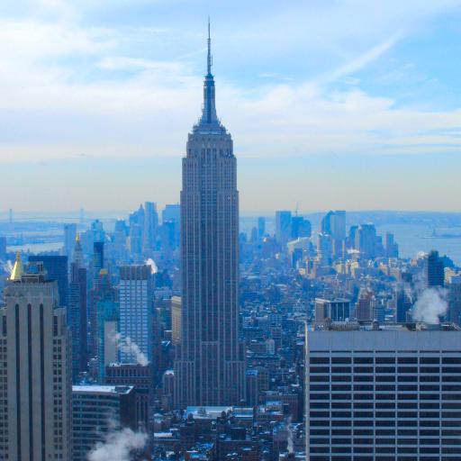 NewYork:Rockefeller Center