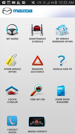 【免費生活App】MyMazda-APP點子