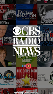 CBS Radio News - screenshot thumbnail