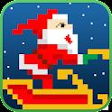 Flappy Santa Claus icon