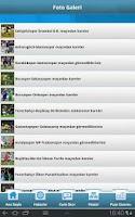 Screenshot of NTVSpor.net Tablet