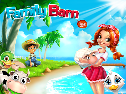 Family Barn for Tango