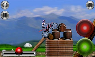 Screenshot of Bike Mania Moto Free - Racing