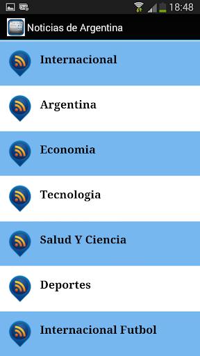 Noticias de Argentina