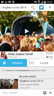LoopLR Social Video Hub - screenshot thumbnail