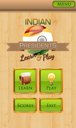 Indian Presidents:Learn Play
