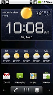 Fancy Widgets Unlocker - screenshot thumbnail