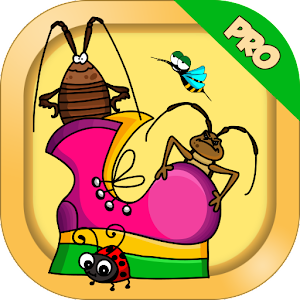 Bugs for kids PRO for Android