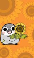 Screenshot of Pesoguin LWP Sunflower Penguin
