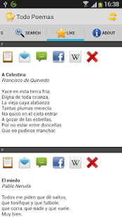 Todo Poemas (Spanish) - screenshot thumbnail
