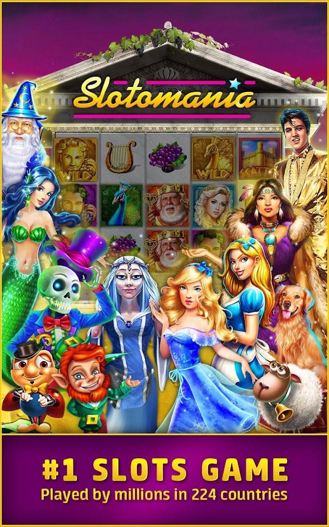 Slotomania Real