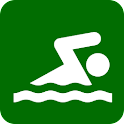 Strongsville Swim League (SSL) logo
