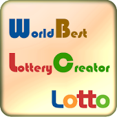 World Best Lottery Creator
