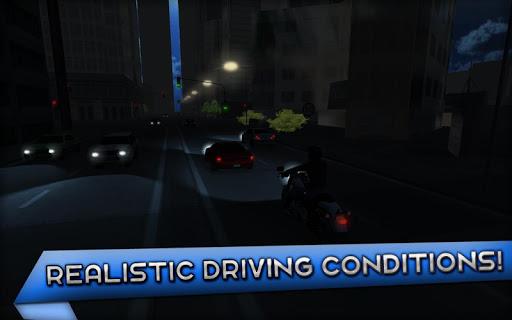 Motorcycle Driving 3D 1.4.0 screenshots 11