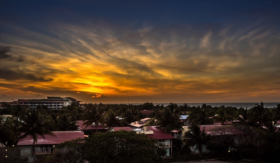 Another end of a great day by Jack Brittain - Landscapes Sunsets & Sunrises ( sunset, iberostar tainos, varadero, cuba )