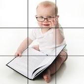 Babies Cute_Tile Puzzle
