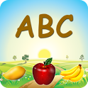 Kids Fruits Alphabets Musical icon