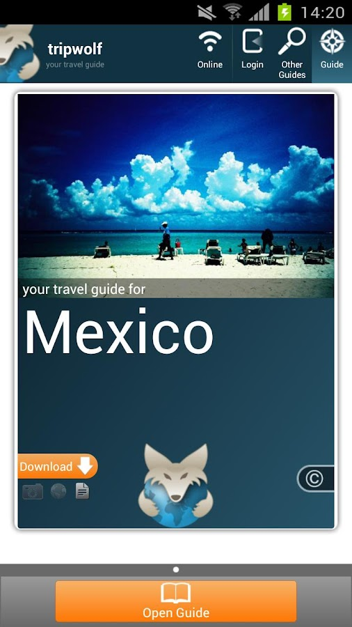 Mexico Travel Guide - screenshot