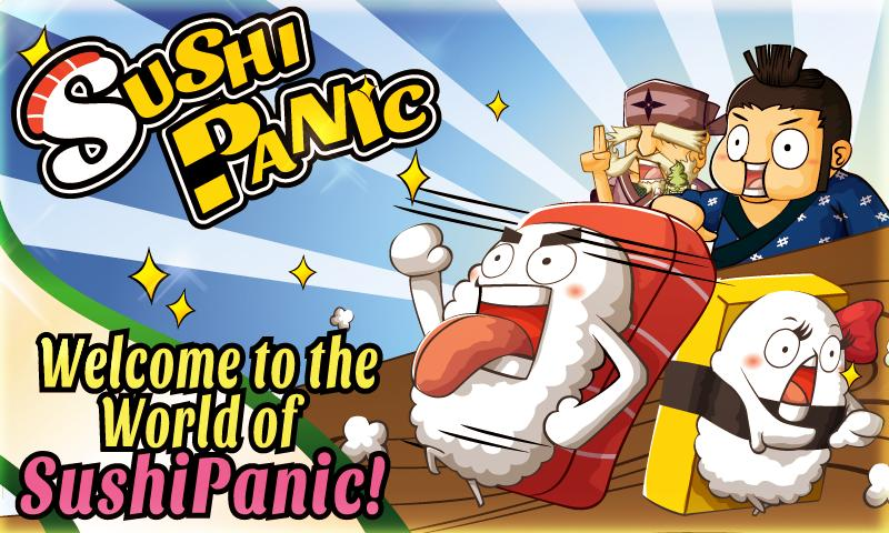 SUSHI PANIC- screenshot