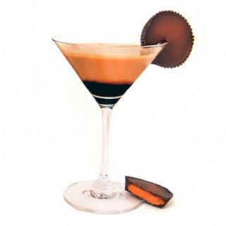 Peanut Butter Cup Martini