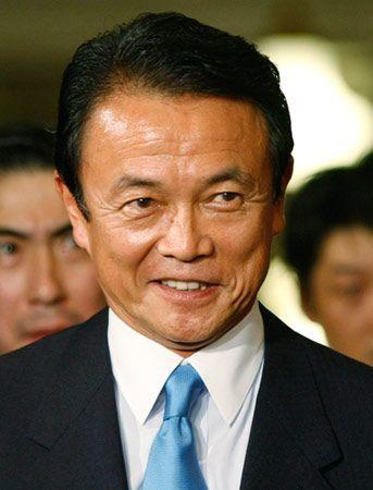 18×美少女游戏人设神似日本首相,网友恶搞未来总统基情断背