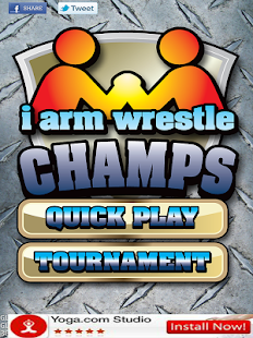 iArm Wrestle Champs!- screenshot thumbnail