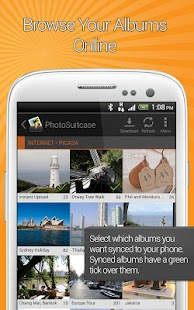 PhotoSuitcase - screenshot thumbnail