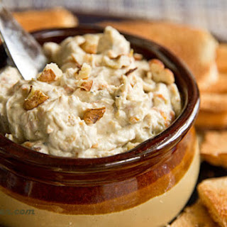 Green Chile Pecan Cheese Spread