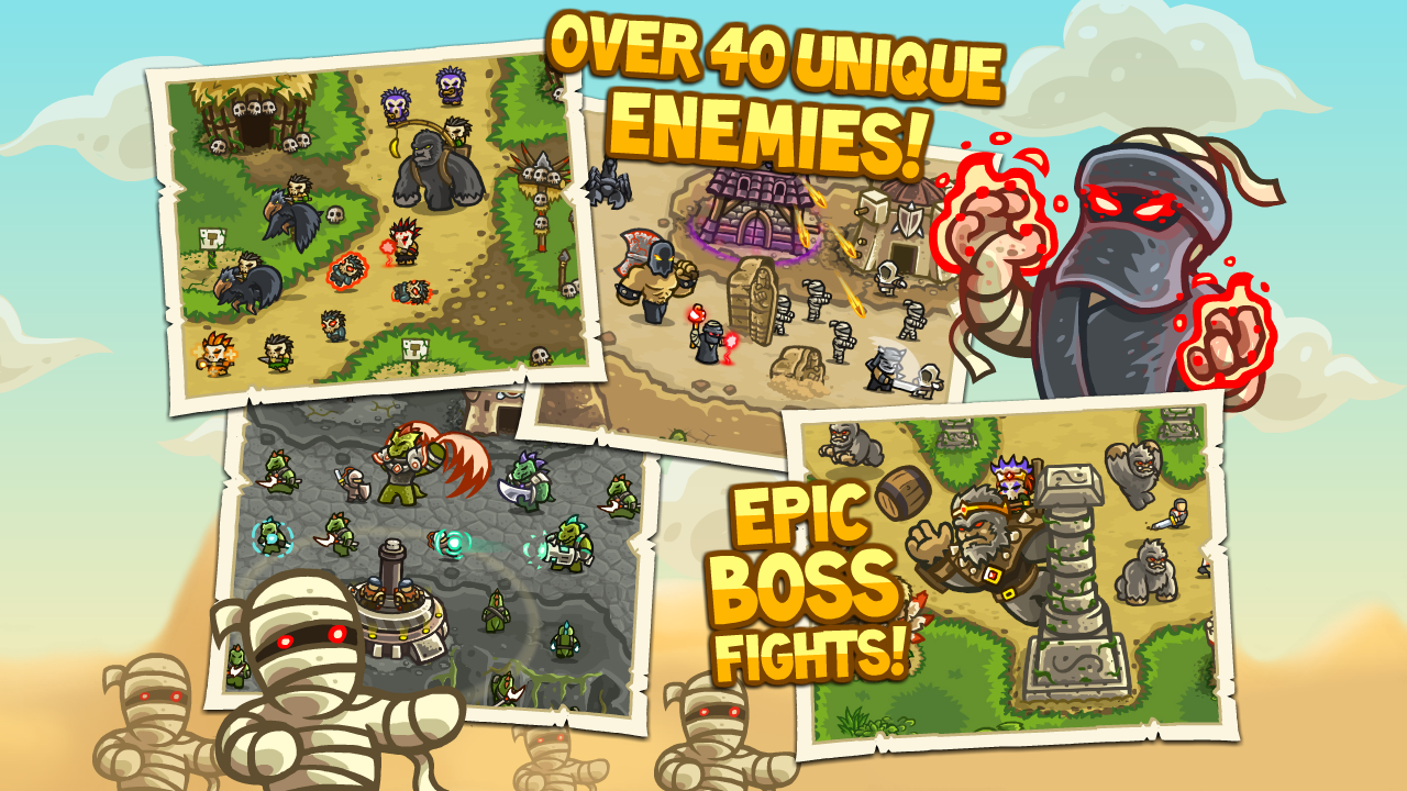 Kingdom Rush Frontiers screenshot #14