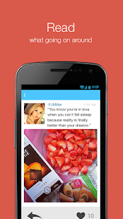 Tweets Nearby - screenshot thumbnail