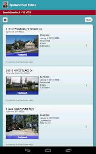 Spokane Manito Park Homes - screenshot thumbnail
