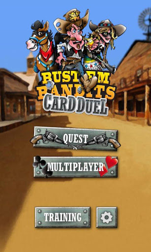 Bust'em Bandits CardDuel