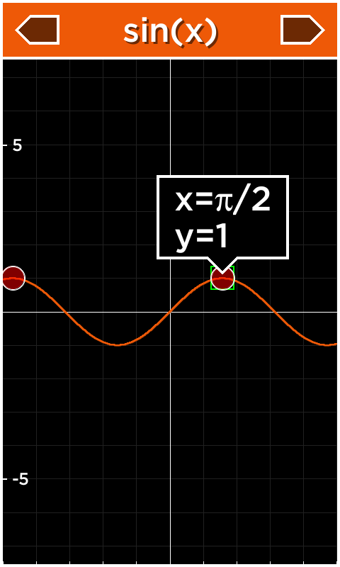 Solve - A colorful calculator- screenshot