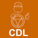 CDL Driver's Licence Exam Prep icon