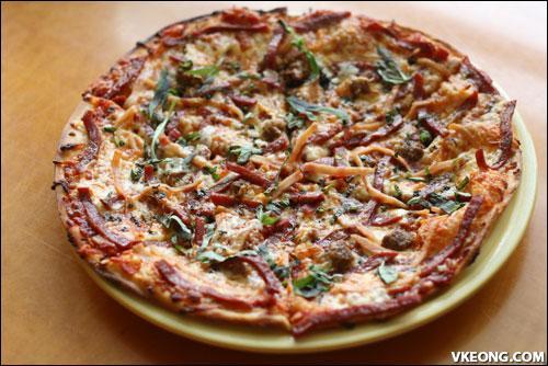 Pleasant Sicilian Pizza California Pizza Kitchen Malaysia Food Home Interior And Landscaping Ologienasavecom