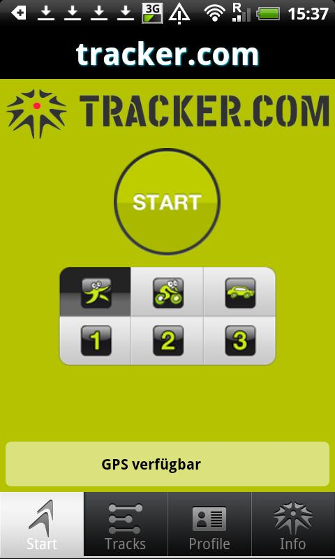 tracker.com- screenshot