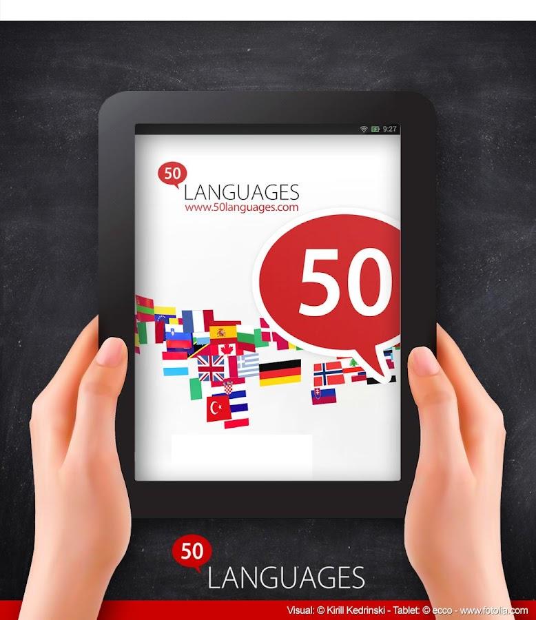 Learn Japanese - 50 languages - screenshot