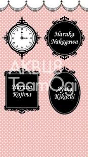 AKB48 TeamOgi Live Wall Paper - screenshot thumbnail