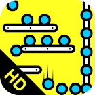 Rolling Falling! Yellow HD icon