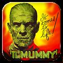 Mummy Karloff LWP QHD icon