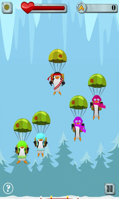 Penguin Airborne - screenshot