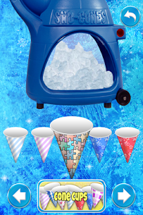 Celebrity Snow Cone Maker FREE - náhled